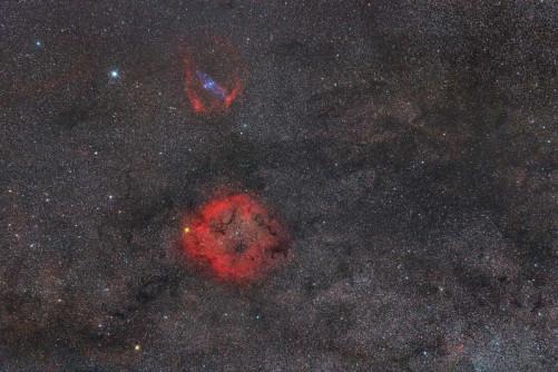 IC 1396 Super Uv-Ir cut di Francesco Antonucci